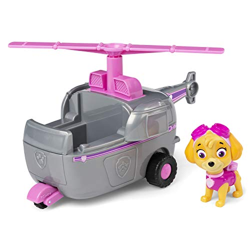 Paw Patrol, Skye's Helicopter Vehicle with Collectible Figure Now $4.99 (Was $9.99)
