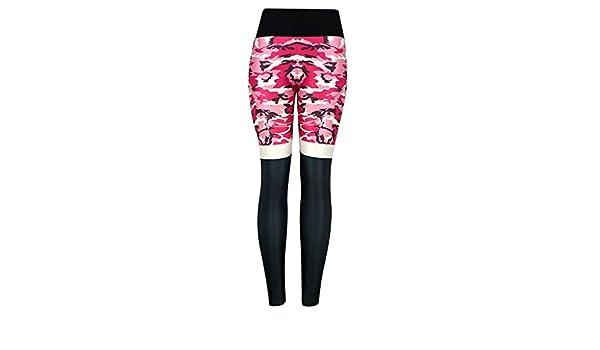 Leggings Yoga Mujer Pantalones, YpingLonk Camuflaje Imprimiendo ...