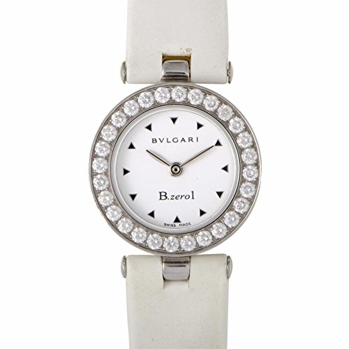 Bvlgari quartz womens Watch BZ22WS (Certified Pre-owned)