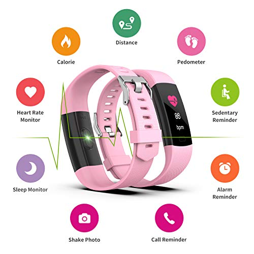Buy pink heart rate monitor
