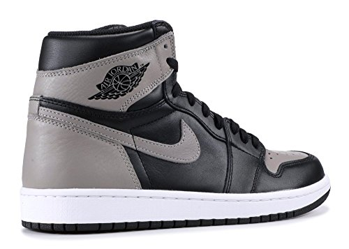 Nike Air Jordan 1 Retro High Og Mens Scarpe Da Ginnastica 555088 Scarpe Da Ginnastica Nere
