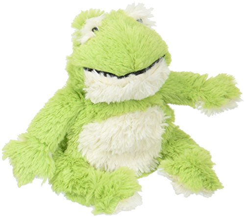(Warmies Microwavable French Lavender Scented Plush Jr Frog)
