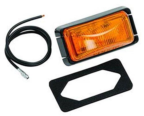 Bargman RV Trailer Light Module- Amber - 41-37-032 Light (1)