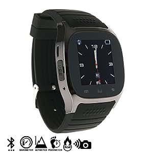 Silica DMN232 - Smartwatch timesaphire BT Black, Color Negro ...
