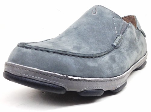 OluKai Men's Moloa Charcoal / Stone newest cheap online affordable cheap online free shipping Cheapest h0SRrYt