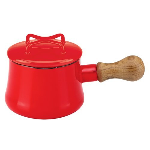 Dansk Mini Saucepan with Lid - Chili Red