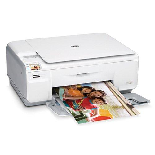 amazon com hp photosmart c4480 all in one printer q8388a rh amazon com HP Printer C4480 Troubleshooting HP Printer C4480 Troubleshooting