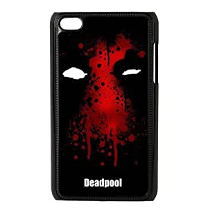 Danny Store Protective Hard PC Cover Case for iPod Touch 4, 4G (4th Generation), Deadpool