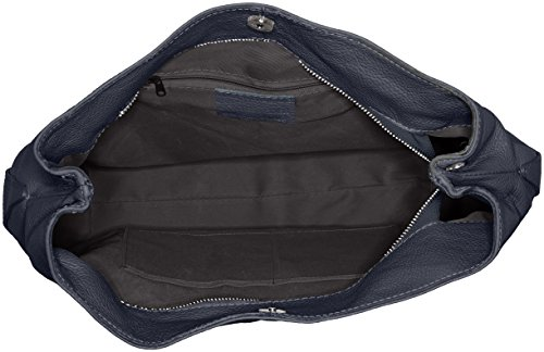 Bags4Less Bags4Less Dunya Blu Donna Borse Dunya tracolla a Dunkelblau SqndOPg
