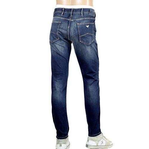 Armani Jeans - Jeans - Homme bleu bleu denim