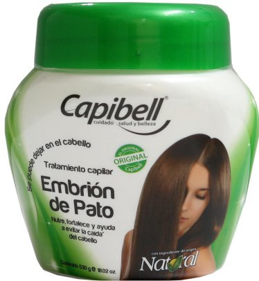 Capibell Embrion de pato Tratamiento / Embryo Duck treatment 530gr / 17.6oz