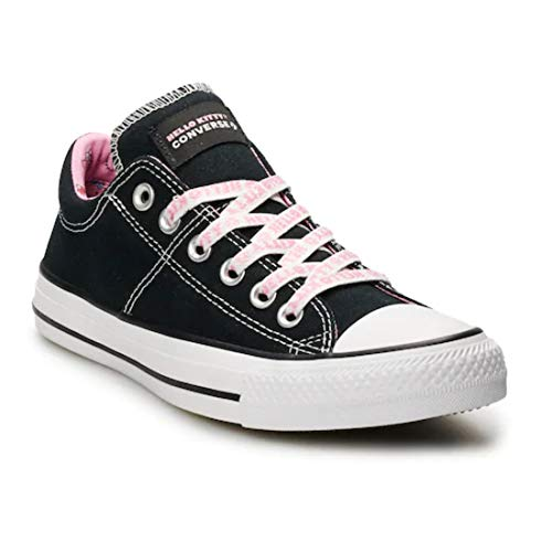 Converse Chuck Taylor All Star Lo Hello Kitty Fashion Sneakers (7 M US Women, Black Hello Kitty Madison) from CONVERSE CHUCK TAYLOR ALL STAR