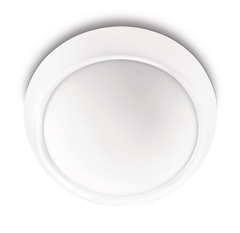 Philips MyBathroom Celestial Bathroom Ceiling Light White (Includes 1 x 53 Watts E27 Bulb) [Energy Class D] 915002575702