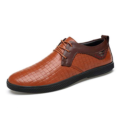 43 Nero lavoro cuciture shoes Scarpe Fang Color EU da morbide Estate 2018 Marrone con Dimensione Primavera nTO1Cqfw