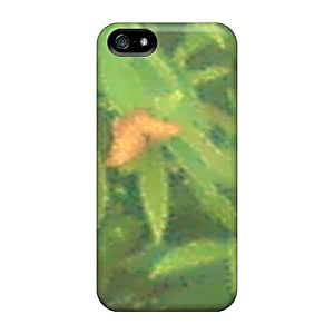 Rosesea Custom Personalized Defender Cases With Nice Appearance butterfly For Iphone 5 5s