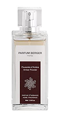 Lampe Berger Home Fragrance Spray - Amber Powder 90ml/3oz