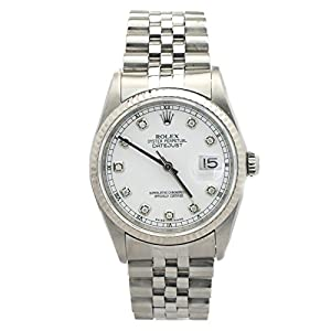 Rolex Datejust automatic-self-wind mens Watch 16234 (Certified Pre-owned)
