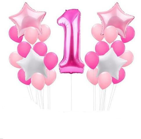 (Super Funny Foil Baby Shower Balloon Set,Baby Party,Baby Shower Decorations Unique Baby Shower)