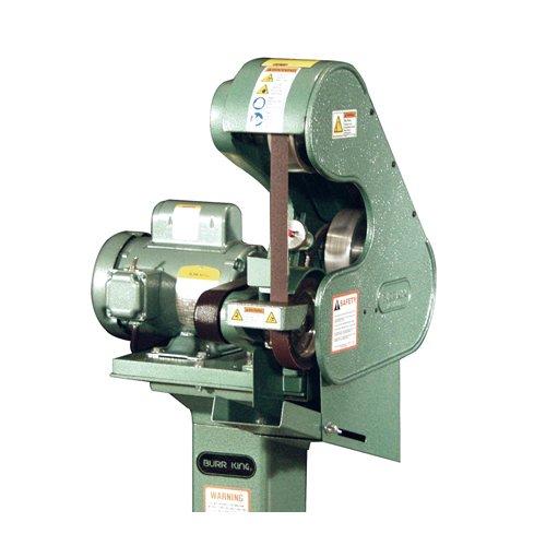 Image of Bench Grinders Burr King DS4 Grinder/Buffer Dust Collector Scoop for Model 482, 4' Outlet Diameter