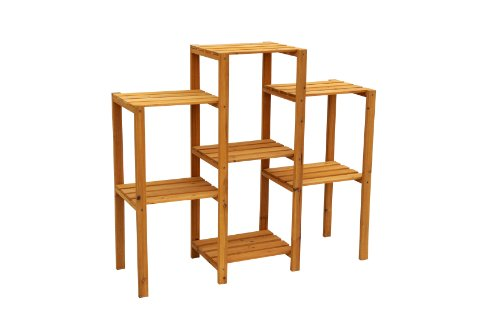 Leisure Season PS6117 7-Tier Plant Stand