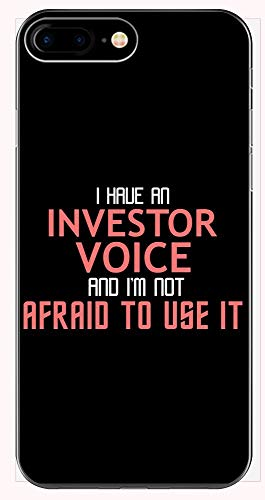 (Investor Voice Cool Typography Job Design - Phone Case for iPhone 6+, 6S+, 7+, 8+)