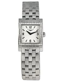 Longines Dolce Vita Stainless Steel & Diamonds Womens Watch L5.166.0.16.6