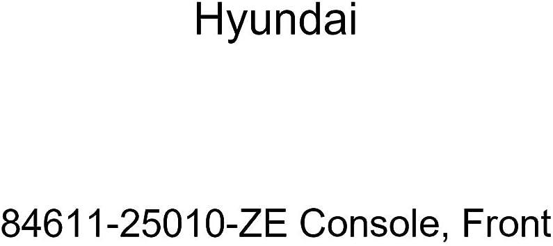 Front Genuine Hyundai 84611-25010-LT Console