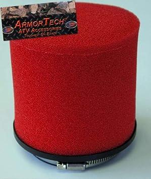 Armor Tech - Filtro de aire reutilizable de 2 etapas para ...