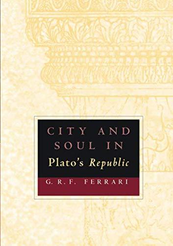 City and Soul in Plato's Republic