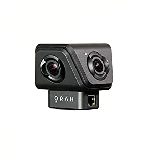 Orah 4i Live Spherical Live-Streams 4K 360 Degree VR Camera, f/2.0 Fisheye Lens, 4096x2048, 30fps, H.264, PoE