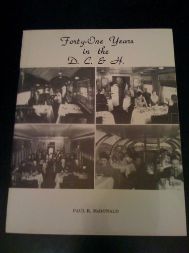 (Forty-one years in the D.C. & H: Jules Hansink and his career in the Dining Car and Hotel Department of the Union Pacific Railroad)