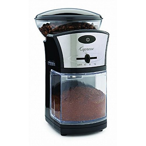 Capresso Coffee Burr Grinder - 55904 by Capresso