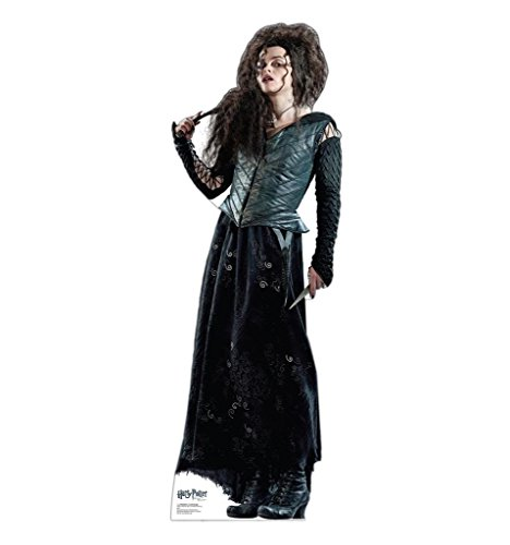 Bellatrix Lestrange - Harry Potter and the Deathly Hallows - Advanced Graphics Life Size Cardboard Standup