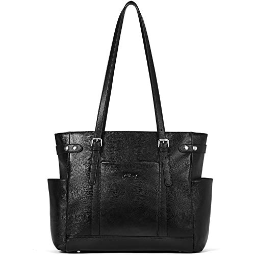 Laptop Totes for Women Genuine L...