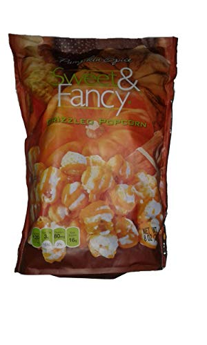 Sweet Fancy (Sweet And Fancy Pumpkin Spice Drizzled Popcorn! Perfect Snack For Pumpkin Spice Lovers! Light, Creamy, Delicious Snack!)