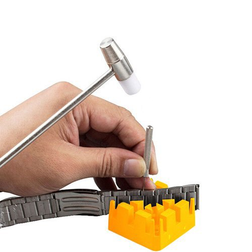 Yonger Watch Hammer Watch Band Pin Link Remover Repair Tool by Yonger (Image #2)
