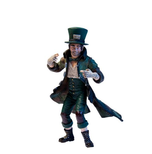 DC Direct Batman: Arkham City Series 2: Jervis Tetch - The Mad Hatter Action Figure