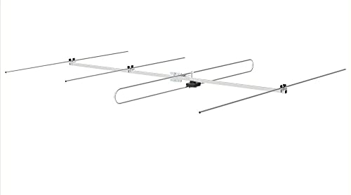 Four Element Directional Outdoor FM Antenna