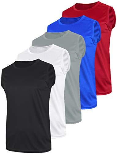 Athletic Sleeveless - 7