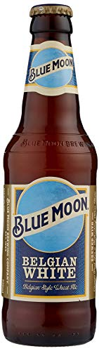 Blue Moon Belgian White Wheat Ale Beer 12 X 330ml Bottles