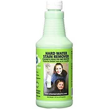 Bio-clean Hard Water Stain Remover 20 Oz