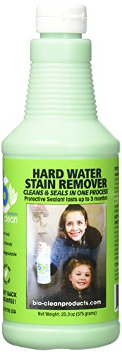 Bio-clean Hard Water Stain Remover 20 Oz by Bio-clean Hard Water Stain Remover