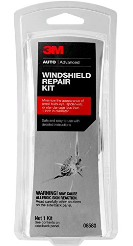 3M 08580 Windshield Repair Kit