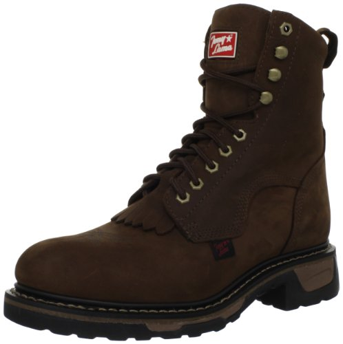 Amazon.com: Tony Lama Boots Men's Steel Toe Lacer TW2004 Work Boot ...