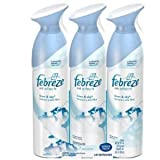 Febreze Air Effects Air Freshener Linen and Sky Scent, 9.7 Oz/275 g (3 Pack)