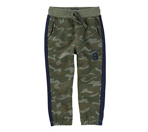 Belt Classic Kids - OshKosh B'Gosh Boys' 2T-7 Classic Fit Cinch Belt Pants Camoflauge 2T