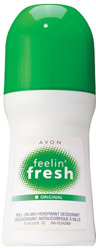 Avon Feelin' Fresh Roll On Deodorant 2.6 Fl Oz [140 Pieces] *** Product Description: Start The Day Off With An Anti-Perspirant Deodorant That Will Keep You Dry And Smelling Fresh Throughout The Busy Day. Larger Roll-On Applies Easier And Provides *** by BIMS