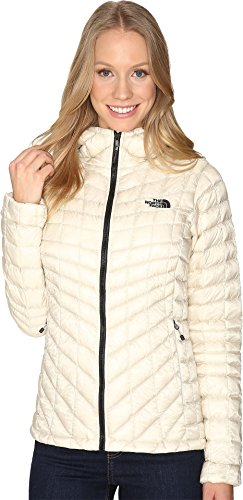 - The North Face Women's Thermoball¿ Hoodie Vintage White (Prior Season) Medium