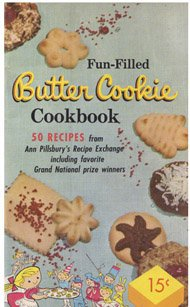 Fun-Filled Butter Cookie Cookbook - 55 Recipes
