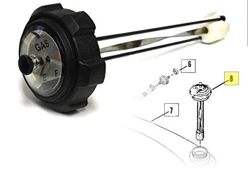 Snapper Replacement Part # 7019377YP gas cap / gauge